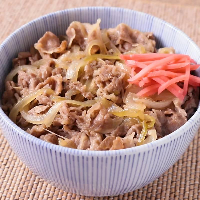 牛 丼 レシピ クックパッド