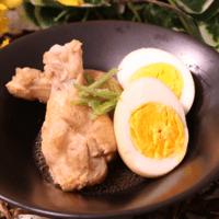 お酢の力で食欲倍増!鶏肉のさっぱり煮