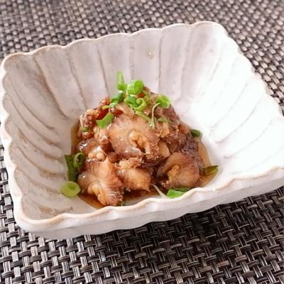 ナマコのゆず胡椒酢
