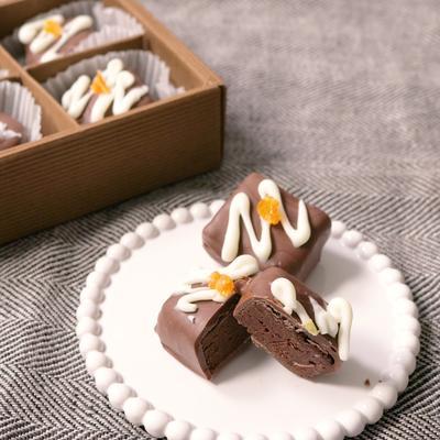 本格とろけるオレンジチョコレート