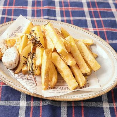 ローズマリー香るフライドポテト