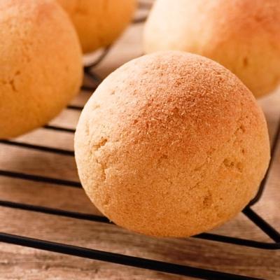 混ぜて焼くだけ サイリウムパン