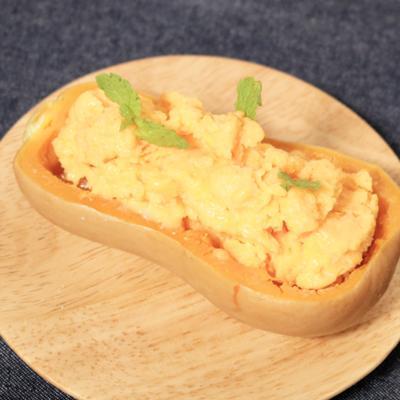 バターナッツかぼちゃでアイスクリーム