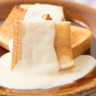 レンジで簡単 万能とろとろチーズソース
