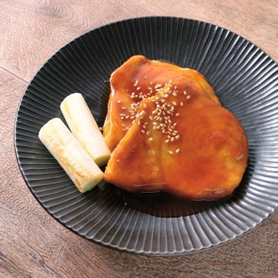 メカジキの韓国風照り焼き