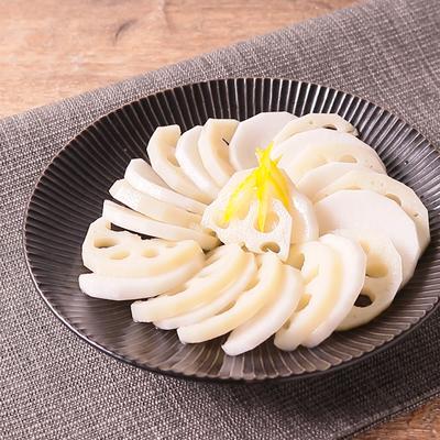 れんこんと大根の柚子甘酢漬け