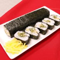 簡単で失敗しない!四角い納豆巻き寿司