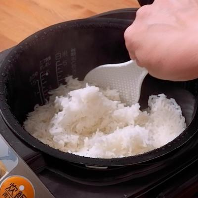 炊飯器を使った タイ米の炊き方