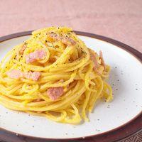 卵黄2個 濃厚カルボナーラ