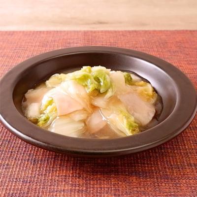 ハムと白菜の中華風煮
