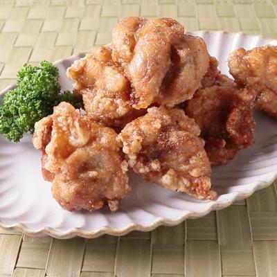 鶏もも肉の花椒揚げ