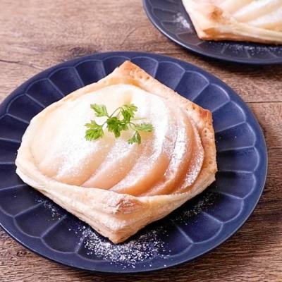 見た目もかわいい洋梨パイ