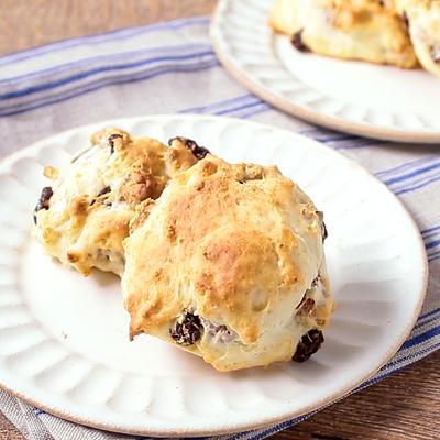 ホットケーキミックスで作る 発酵なしくるみパン
