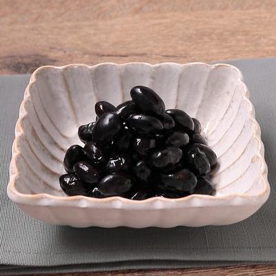 黒豆の黒糖煮