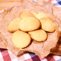 シンプル!さくさくクッキー