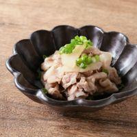 豚バラ肉と大根のあっさり煮