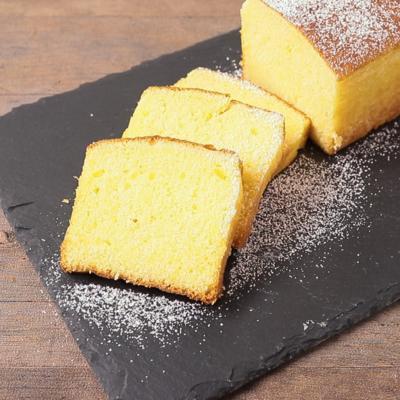 しっとりメープルパウンドケーキ