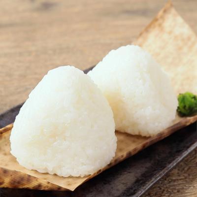 お米を味わう 塩むすび