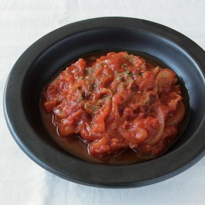 ちょっと贅沢 牛タンのトマト煮込み