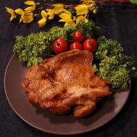 炊飯器で!鶏もも肉の簡単ローストチキン