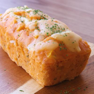 ピザ風蒸しパン
