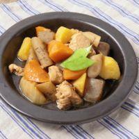 鶏肉と根菜のほっこり煮
