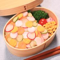 水玉ちらし寿司弁当