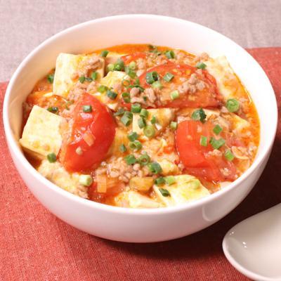 まろやかジューシー 麻婆トマト豆腐