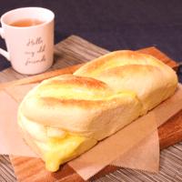自宅でも作れる!チーズ入りおしゃれソフトパン