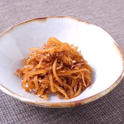 おいしい辛味 新生姜の佃煮