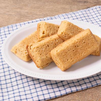 大豆粉でフィナンシェ