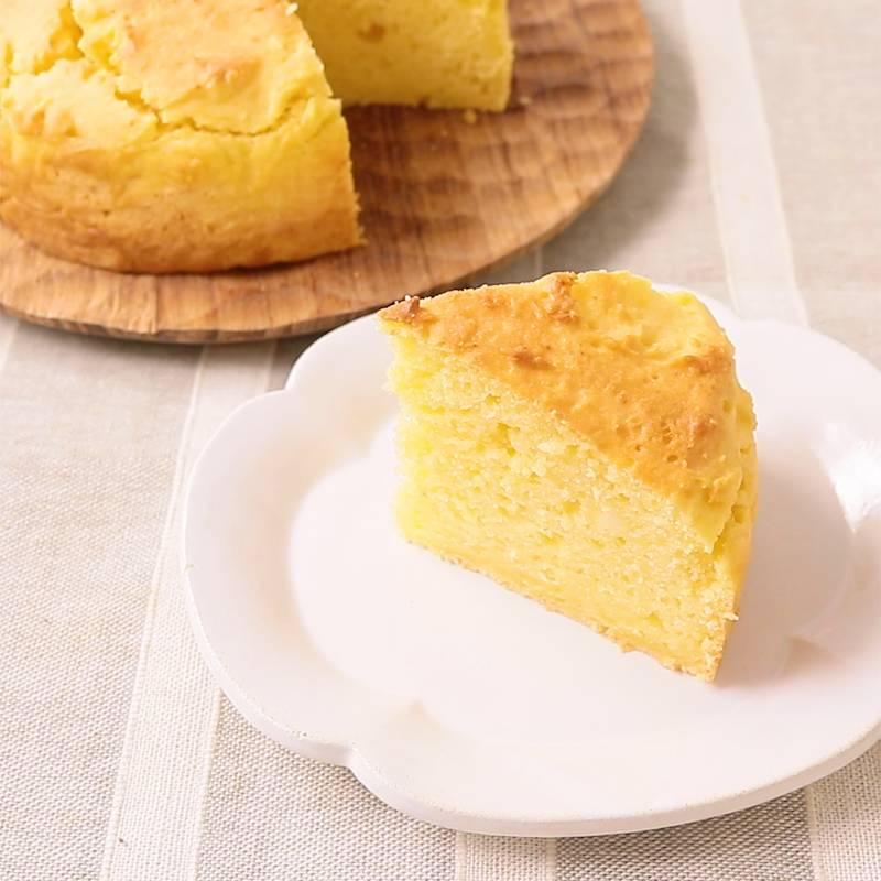 さつまいも ケーキ 人気 レシピ