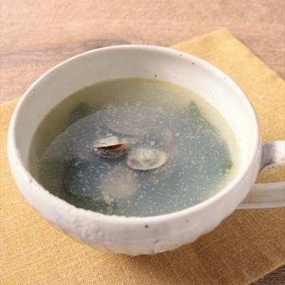 しじみのスープ