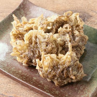 沖縄の味 シンプルもずくてんぷら