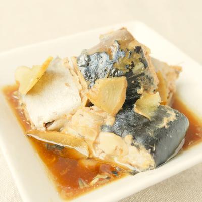 鯖缶で簡単 鯖の煮つけ