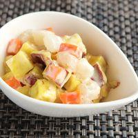 根菜のマヨ味噌サラダ