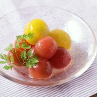 ミニトマトマリネ