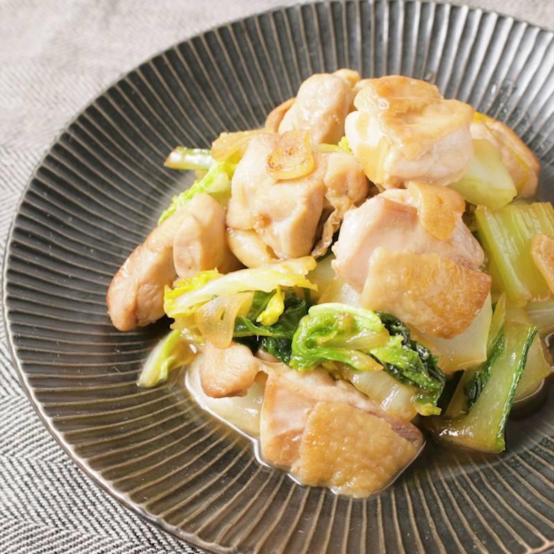 鳥 もも肉 白菜 もう献立に悩まない!「白菜」と「鶏むね肉」だけで作るピンチを乗り...