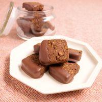 ピスタチオとチョコレートのクッキー