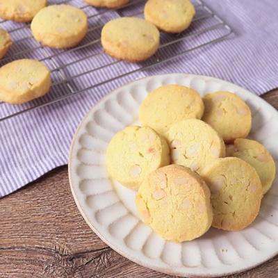 マカデミアナッツクッキー