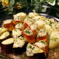 色々野菜のチーズ焼き