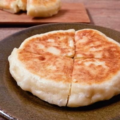 チーズとろけるハチャプリ