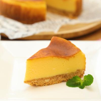 混ぜるだけで簡単 ベイクドチーズケーキ