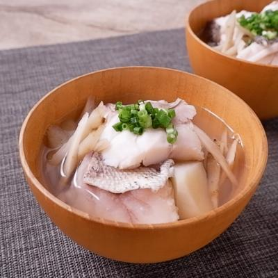 根菜たっぷりタラの三平汁