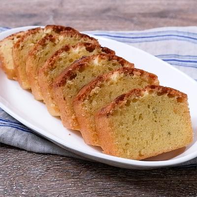 ブルーチーズパウンドケーキ
