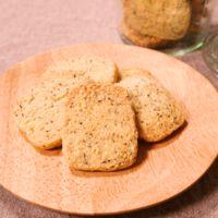 ピリッとペッパーが効いたチーズペッパークッキー
